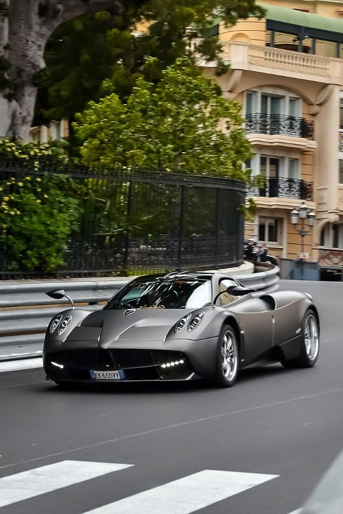 he performance of the Pagani Huayra is stunning. The car