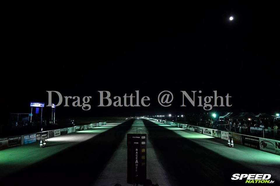 30 June - 01 July 2018 Drag Battle at Night!Η Thiva Drag Team