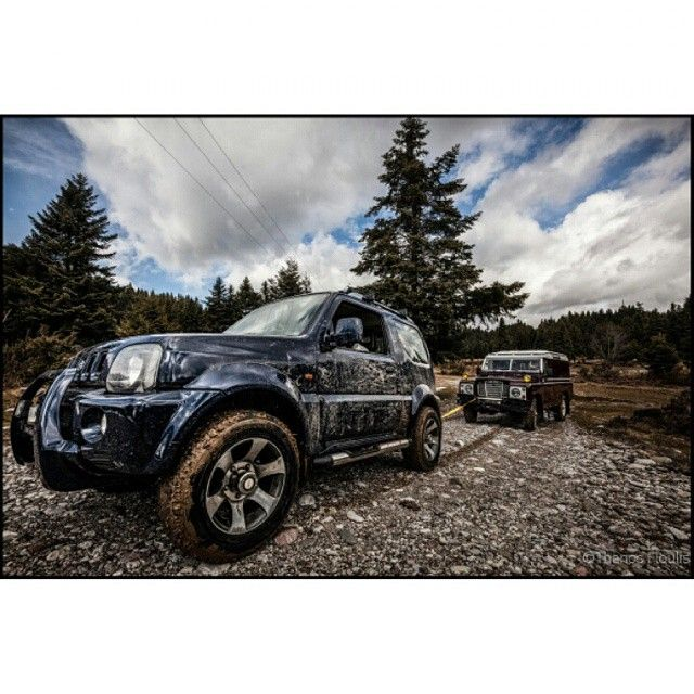 #photographer #photo #photography #mountain #jeep #offroad #trikala