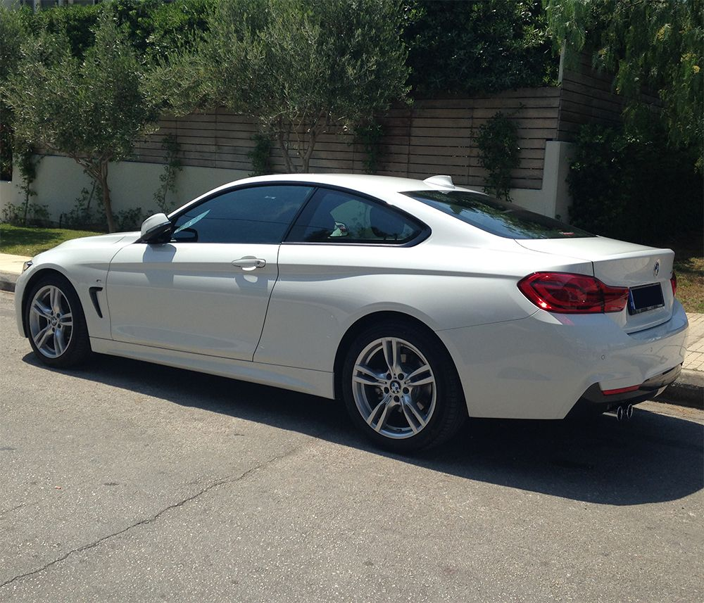 BMW 4 Series 2.0 420i M Sport 2dr, powered by an engine 1998 cc