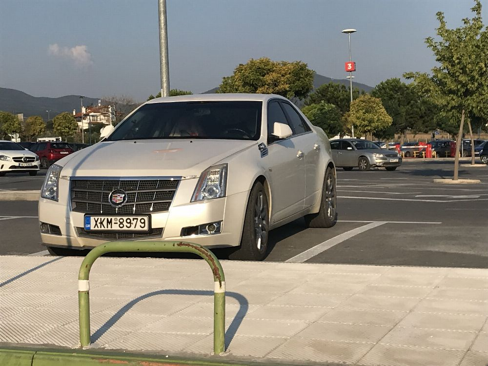 Cadillac CTS CarSpotterSKG