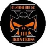 custom house iron cross profile picture