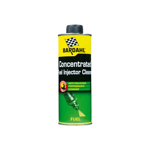 Bardahl Concentrated Fuel Injector Cleaner 500 ml (Επαγγελματικό Καθαριστικό Κυκλώματος Injection)