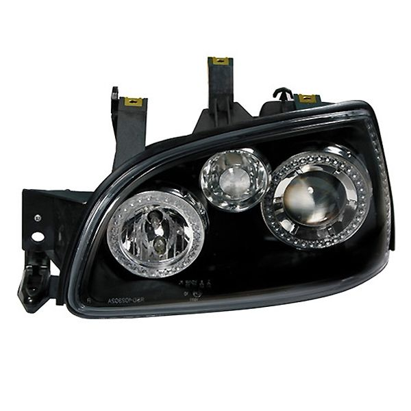 Lampa RENAULT CLIO ΙΙ 96-98 BLACK  Autostaff automotive