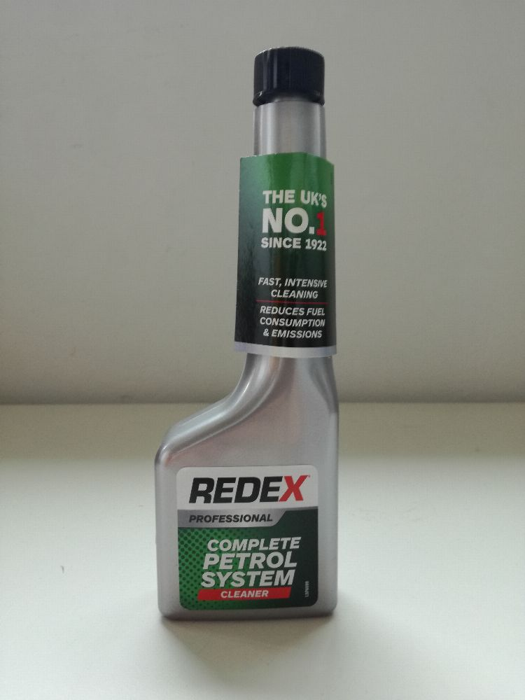 RedeX Professional Complete Petrol System Cleaner 250ml