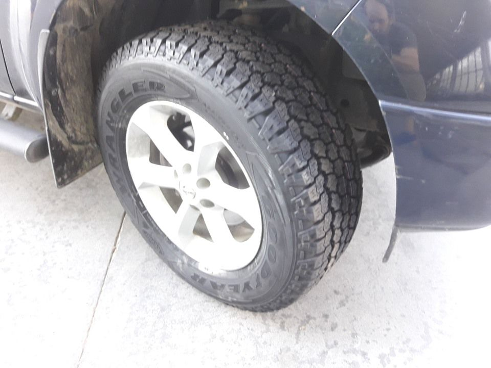 Ελαστικά Goodyear Wrangler All-Terrain Adventure  KINISSIS