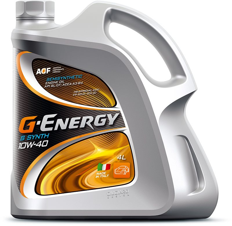 G-Energy S Synth 10W-40  Pitstop Service Peiraias