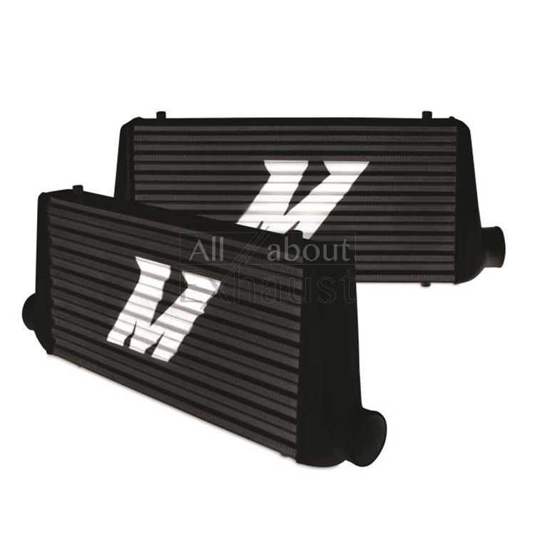 MISHIMOTO UNIVERSAL INTERCOOLER M-LINE  All about exhaust