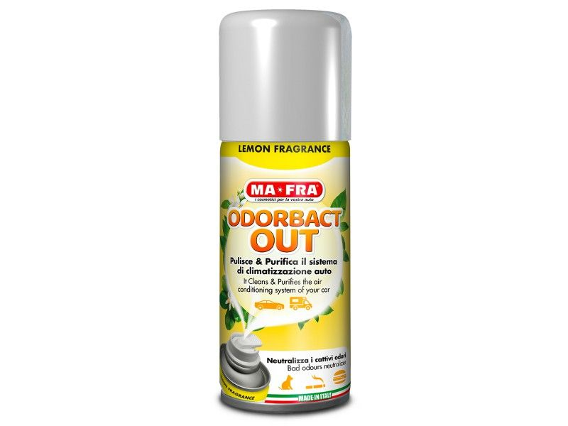 ODORBACT OUT LEMON ΑΠΟΛΥΜΑΝΤΙΚΟ AIRCONDITION  Fifteen Car Care